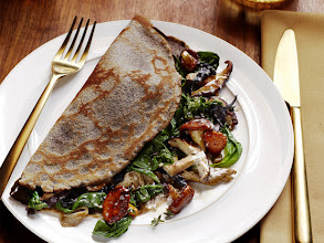 Photo: Get this Savory Crepes for Christmas recipe >> http://ow.ly/geYnp