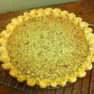 Old Fashioned Pecan Pie Recipe