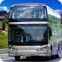 Coach Bus Simulator Driving 3D icon