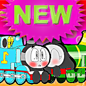 Puzzle Game All Train