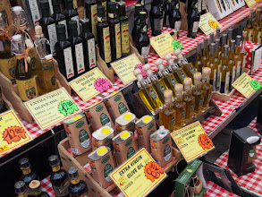 Photo: Food tour of Rome. Starts with olive oil and balsamic