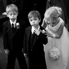 by Devyn Drufke - Wedding Ceremony