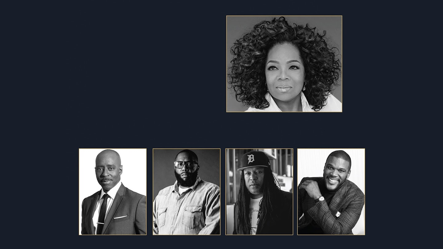 Watch OWN Spotlight: Oprah and 100 Black Fathers live