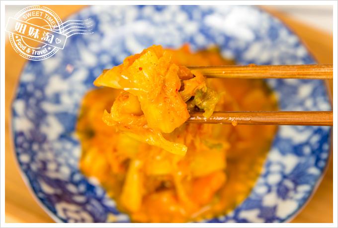 大頭韓式泡菜黃帝養生泡菜4