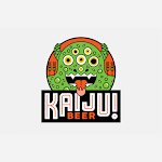 Logo for Kaiju! Beer