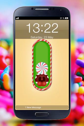 玩免費娛樂APP|下載甘いキャンディの画面のロック app不用錢|硬是要APP