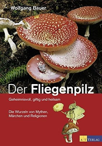 Wolfgang Bauer - Der Fliegenpilz