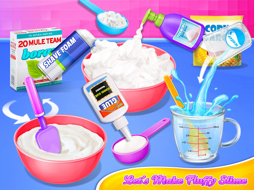 Crazy Fluffy Slime Maker 1.0 screenshots 2