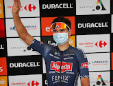 Gianni Vermeersch was de beste in een sprint van drie