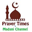 Prayer Times DawateIslami icon