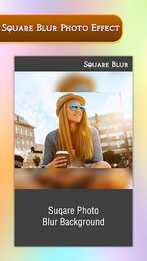 InstaSquareブラー - ノートリミング