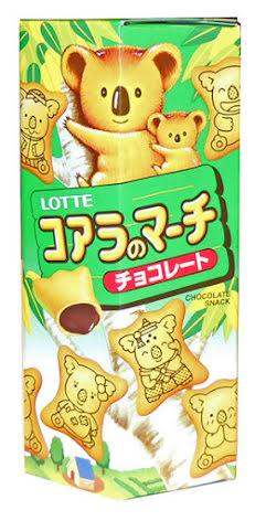 Koala's March Chocolate 37g Lotte