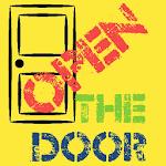 Open The Door Icon