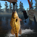 Fishing Simulator 3D - Bass Fishing Game icon