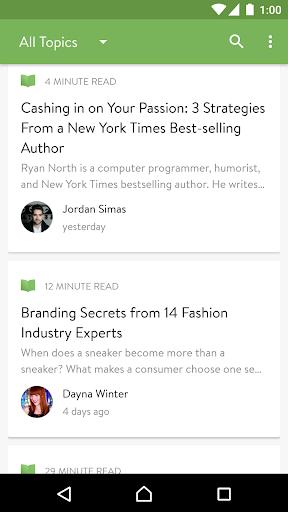 Entrepreneur's Digest