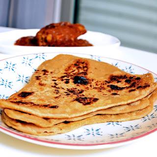 The Bengali Layered Flatbread.