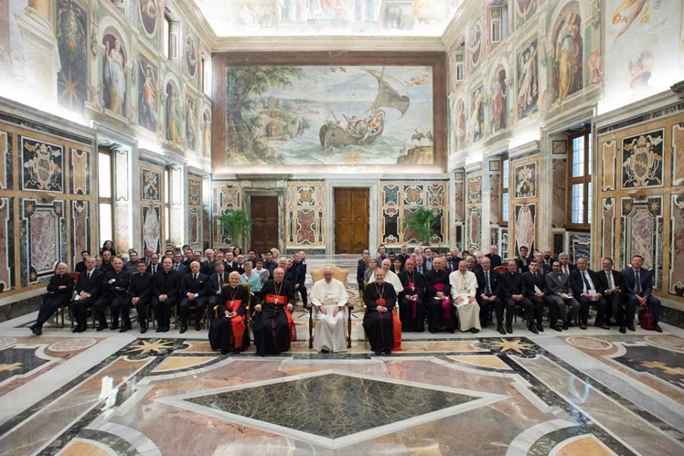 Diễn từ của Đức Thánh Cha tại Hội nghị 'Luther: 500 năm sau'