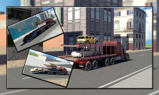 自動車輸送トラックシム2015