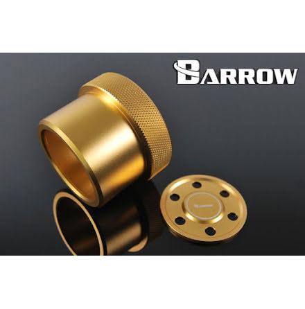 Barrow deksel for Laing D5 baserte pumper, Gold