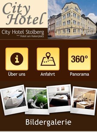 City Hotel Stolberg