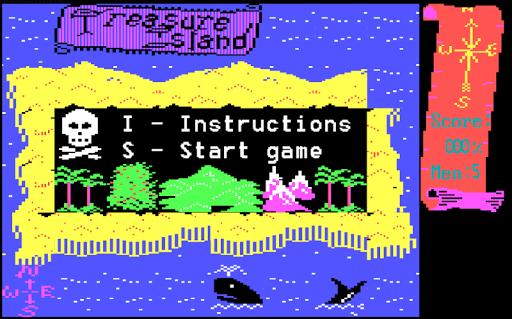 Treasure Island ZX