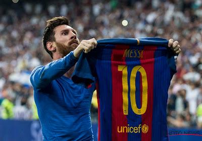 Le jour où Messi a voulu quitter le FC Barcelone