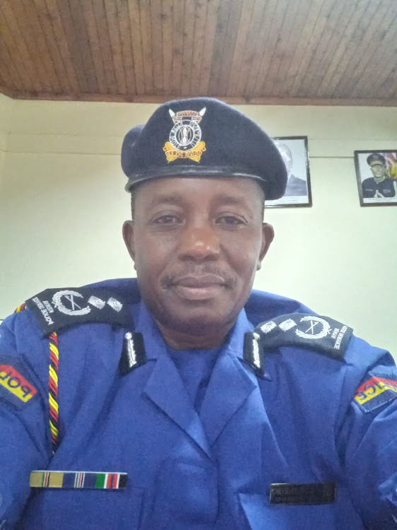 Police commander Paul Ndambuki.