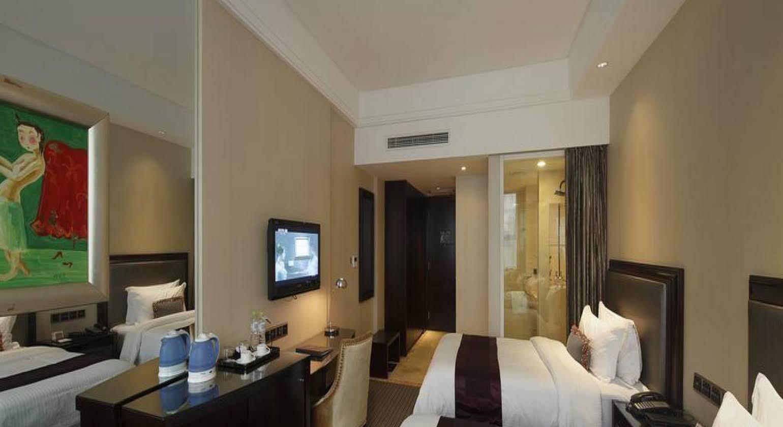 Shanghai New Century Manju Hotel Luoshan @SNIEC