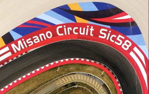 Moto GP de San Marin misano Rimini