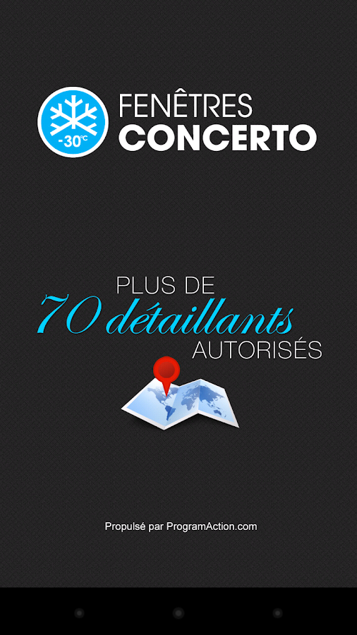 D taillants fen tres concerto android apps on google play for Fenetre concerto