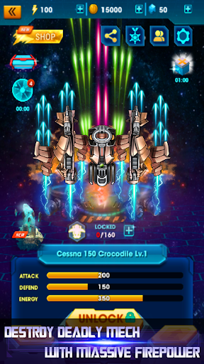 Galaxy Shooter Sky Invaders 1.1.5 androidappsheaven.com 4