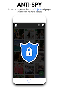 Hide Private Photos, Files & Videos: PRIVARY Vault Screenshot