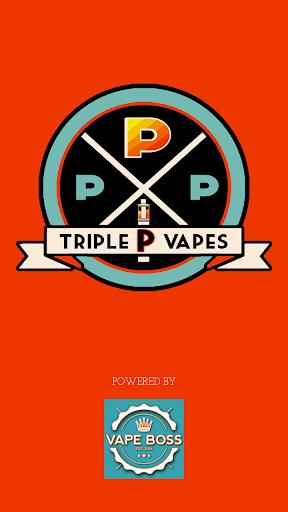 Triple P Vapes Vapor