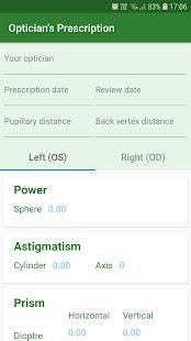 Optician's Prescription - náhled