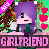 Girlfriend mod for Minecraft