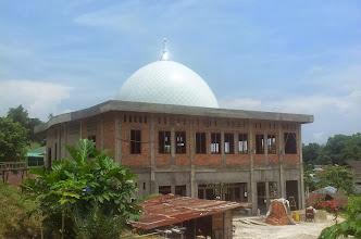 Photo: Kubah Masjid Hidayatullah BMH Karang Bugis Balikpapan Kaltim
