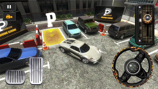 Speed Parking  captures d'u00e9cran 1