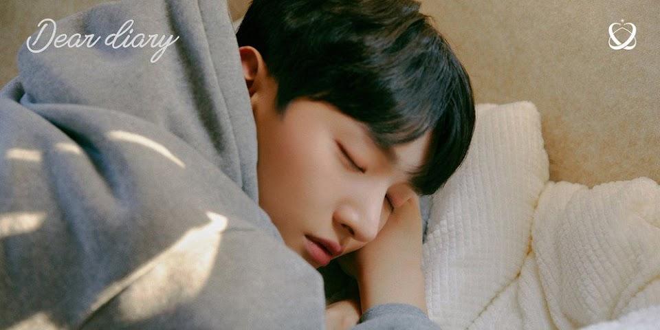 Yoon Jisung Dear Diary