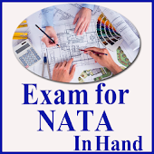 Exam for NATA in hand