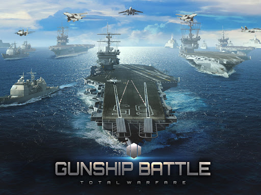 Gunship Battle Total Warfare apkbreak screenshots 1