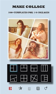 Square Fit Size –  Collage Maker Photo Editor 1