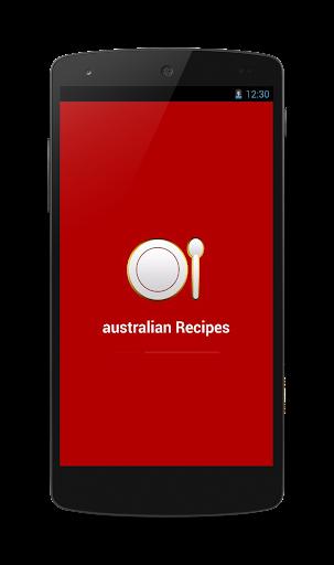 Australian recipes and food