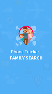 Phone Tracker - Family Search- screenshot thumbnail