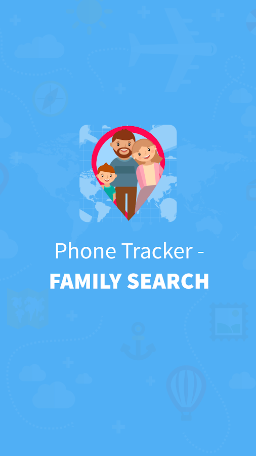 Phone Tracker - Family Search- screenshot