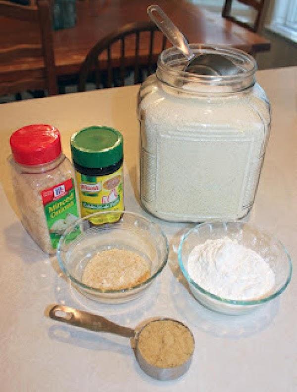 Gluten/fat Free Soup Or Sauce Mix Recipe
