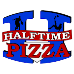 Logo for Halftime Pizza - Tezel