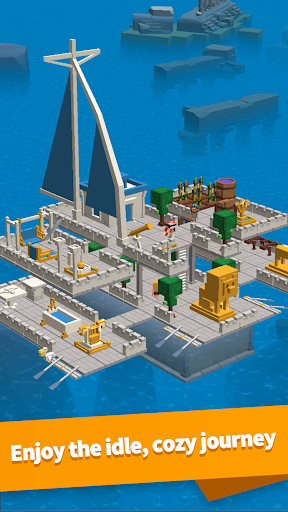 Idle Arks: Build at Sea apkmr screenshots 6
