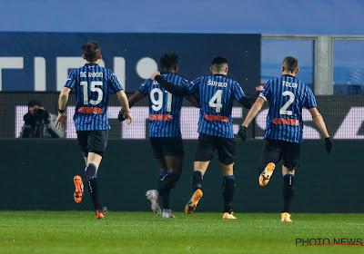 L'Atalanta déroule à Empoli, Arthur Theate partage à l'Udinese