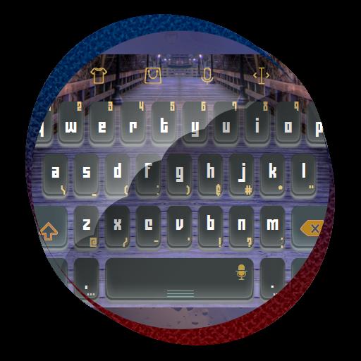 木桥 TouchPal 议题 個人化 App LOGO-硬是要APP