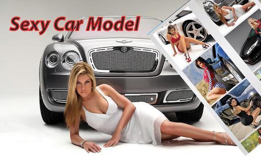 Sexy Car Model Puzzle